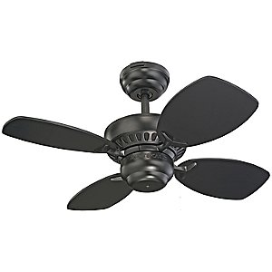 Colony II Ceiling Fan by Monte Carlo
